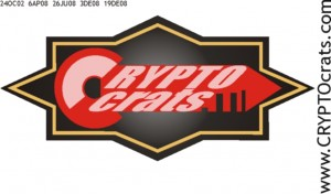 CRYPTOcrats visiting card